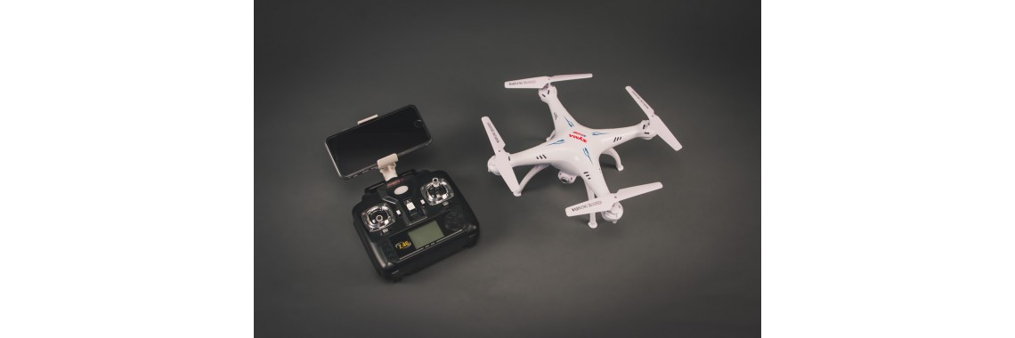 X5SW 4CH quadcopter with 6AXIS GYRO